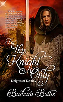 For This Knight Only by [Barbara Bettis]
