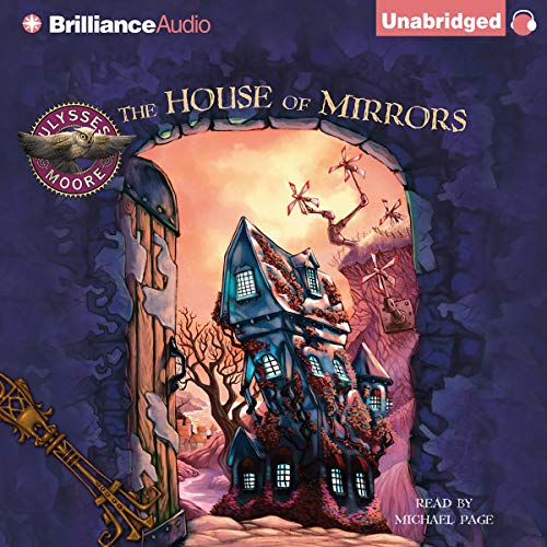 The House of Mirrors cover art