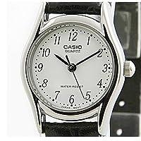 CASIO(カシオ) LTP-1094E-7B/LTP1094E-7B ベーシック アナログ ブラック×シルバー レディースウォッチ 腕時計 [並行輸入品]