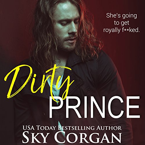 Dirty Prince audiobook cover art