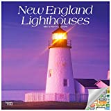 New England Lighthouses Calend...