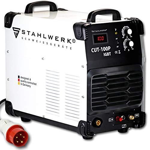 STAHLWERK CUT 100 P IGBT Cortador de plasma con 100 A,