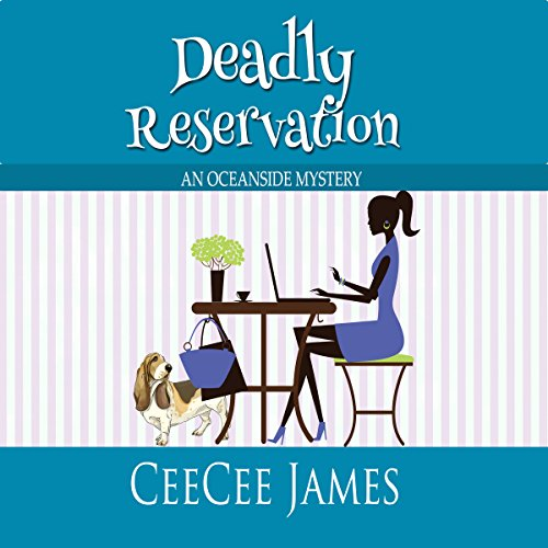 Deadly Reservation audiobook cover art