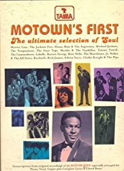 Motown\'s First - The Ultimate selection of Soul