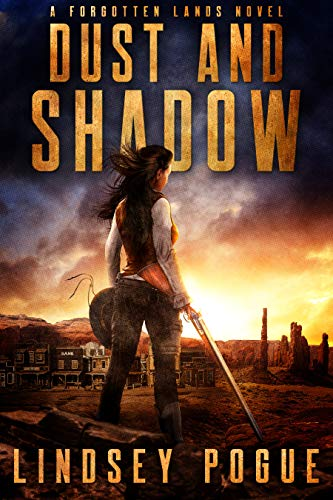 Featured Science Fiction: Dust and Shadow by Lindsey Pogue