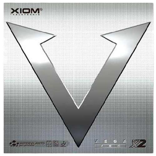 XIOM Vega Pro, TT-Belag, NEU, OVP, inkl. Lieferung