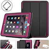 Product Image of the SEYMAC stock Case for iPad 2017/2018 case, Protective iPad 9.7 inch Smart Cover...
