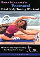 Postnatal Total Body Toning [DVD] [Import]