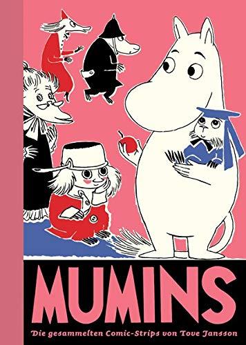 Mumins / Die gesammelten Comic-Strips von Tove Jansson: Mumins 5: Die gesammelten Comic-Strips von Tove Jansson: BD 5