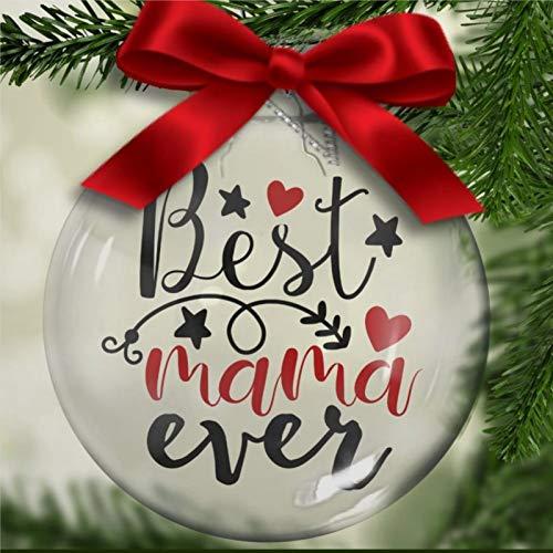 DONL9BAUER Weihnachtskugel-Ornament