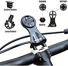 GUB 3K Carbon Cycle Computer Handle bar Holder Bike Hold for Garmin CATEYE Bryton Table Bracket MTB Road Bicycle stem lamp Mount