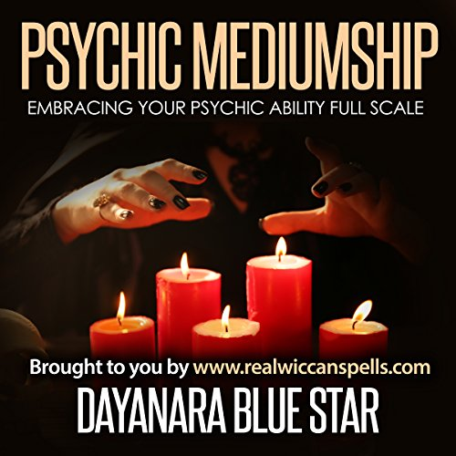 Psychic Mediumship audiobook cover art