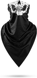 JSJCHENG Face Mask Neck Gaiter Shield Scarf Bandana UV Protection for Outdoor Sport