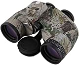 Tescope Binoculars 10x50 HD Low Light vel Night Vision Nautical Compass View Waterproof Tescope Outdoor Use Suitab for Travel to See The Stars Football Game, etc for Outdoor Use Multifunction BJY969