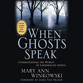 When Ghosts Speak audiobook cover art
