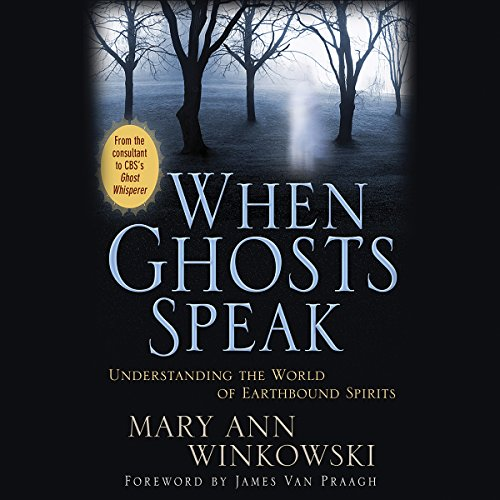 When Ghosts Speak cover art