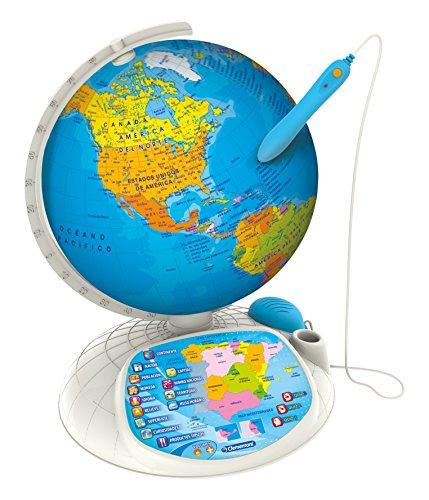 Los mejores globos terraqueos interactivos