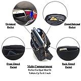 Zoom IMG-1 eliox borsello uomo tracolla regolabile