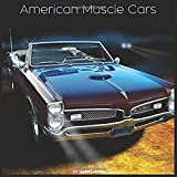 American Muscle Cars 2021 Wall Calendar: Official American Muscle Cars Calendar 2021, 18 Months