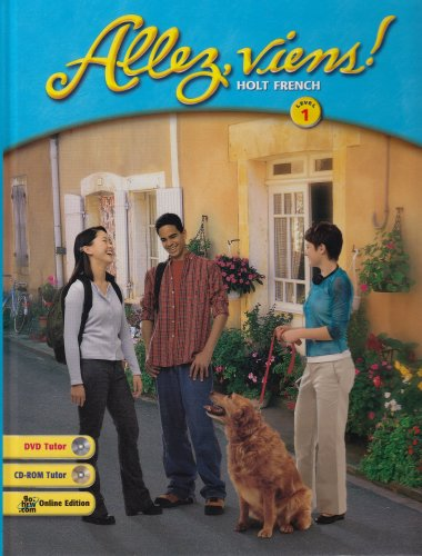 Allez, viens!: Student Edition Level 1 2003