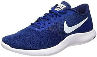 Men's Flex Contact Running Shoe Gym Blue/White/Binary Blue 15 M US