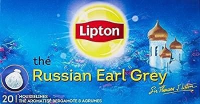 Lipton Thé Russian Earl Grey 20 Sachets parent