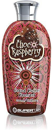 SuperTan Sensations Choco and Raspberry Cocoa Butter Bronzer, 1er Pack (1 x 200 ml)