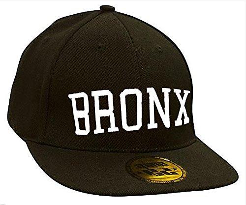Bonnet Casquette Snapback Baseball DIAMOND NEW YORK BRONX Hip-Hop Bad Hair Day