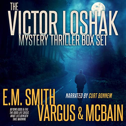 The Victor Loshak Series cover art