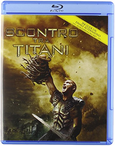 Scontro tra titani (+DVD) Italia Blu-ray