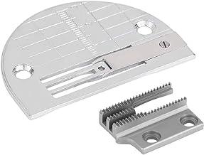 XingYue Direct 2 STKS Industriële Naaimachine Accessoires Naald Plaat Presser Voet met Tanden Kit Set