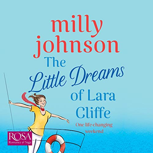 The Little Dreams of Lara Cliffe cover art