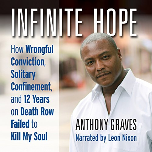 Infinite Hope audiobook cover art