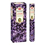 Hem Precious Lavender Incense Sticks(9.3 cm X 6.0 cm X 25.5cm, Black)
