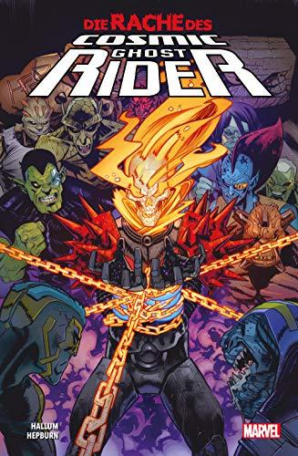Die Rache des Cosmic Ghost Rider