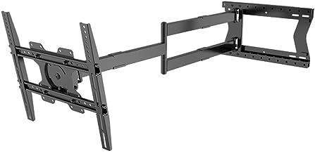 XTRARM Support Mural pour TV – à VESA 400 x 400 mm – Entièrement Mobile/Rotatif/orientable/inclinable (Distance 120 cm / 4...