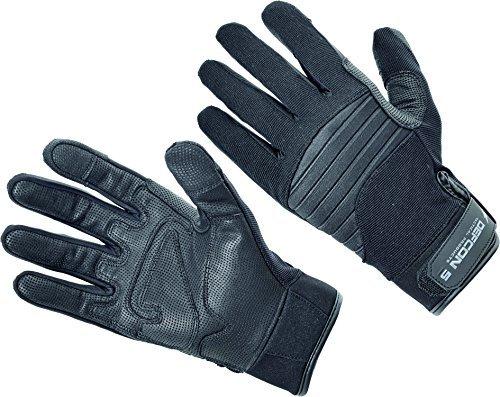 Defcon 5 Handschuhe mit Armortex und Leder, XL, D5-GL320PPG-B by DEFCON 5