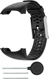 DALIN - Cinturino da polso in silicone per Polar M400 M430