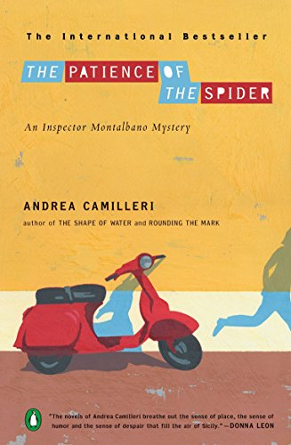 Download The Patience of the Spider (An Inspector Montalbano Mystery) 0143112031