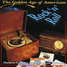 The Golden Age Of American Rock 'n' Roll, Volume 1: Hard-To-Get Hot 100 Hits From 1954-1963