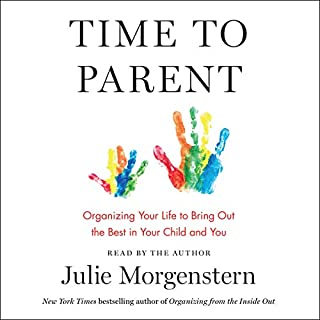 Time to Parent audiobook cover art