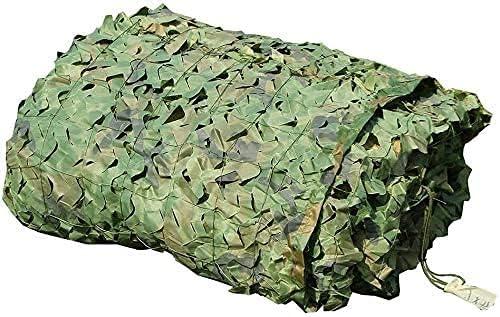 EIIDJFF Chicago Mall Camouflage Net Sun trend rank Shade ShadeSun Tar Camping