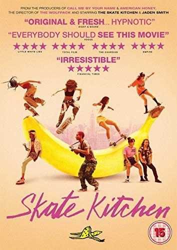Skate Kitchen [Edizione: Regno Unito] [DVD]