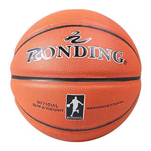 WLM Baloncesto avanzado, No. 7 Baloncesto PU, Resistente al Entrenamiento en Interiores y Exteriores, Baloncesto Absorbente de Humedad,2