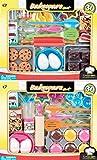 30 tlg riesiges Backset Kuchen Küchenhelfer für Spielküche Lebensmittel uvm