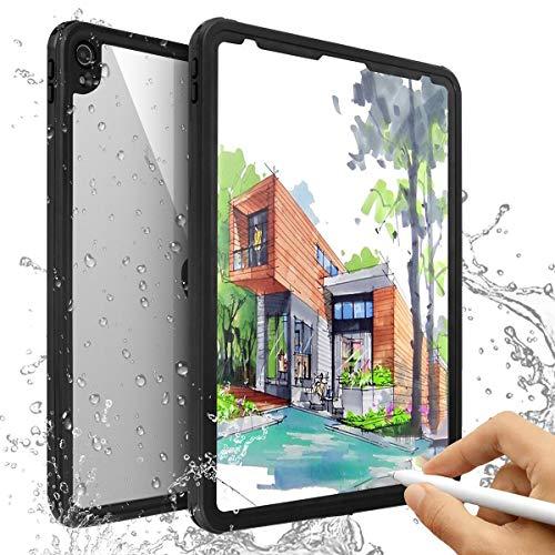 AICase IPad Pro 12.9 Inch Waterproof Cases,IP68 360 Degree Slim Dual...