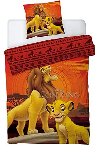 Le Rey Lion Disney - Juego de cama infantil