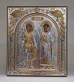 Archangels Michael  and  Gabri...