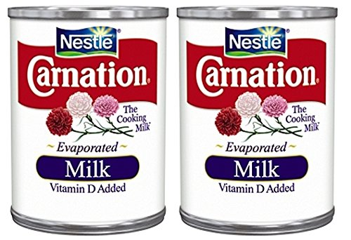 Nestl Carnation Evaporated Milk 12oz (Pack of 02)