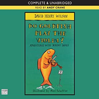 Do Goldfish Play the Violin? cover art